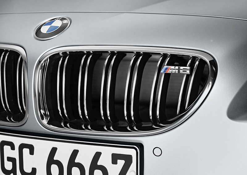 2013 m6 gran coupe kidney grill