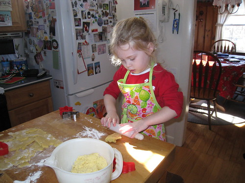 Cookie making