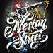 T-shirt Design - Nesian Street by Marcelo Schultz