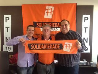 Solidariedade faz coligação com PDT, PTN e PRTB em Itapeva