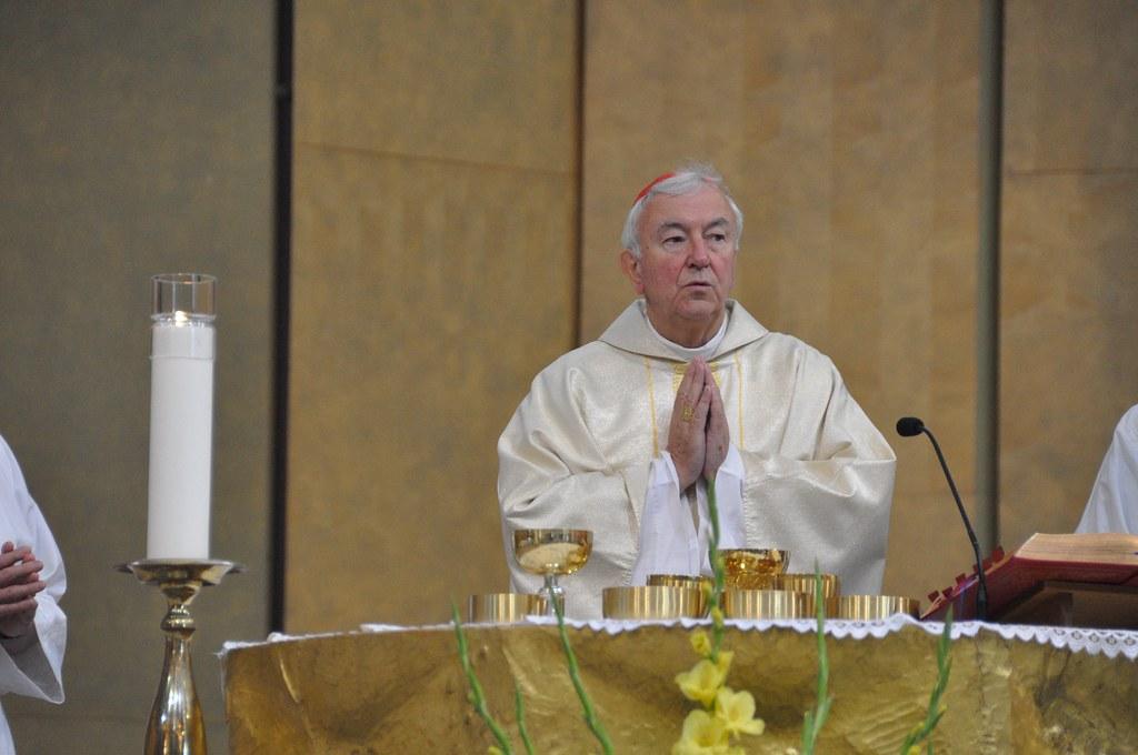Cardinal Vincent Expresses Horror at Murder of Fr Jacques Hamel - Diocese of Westminster
