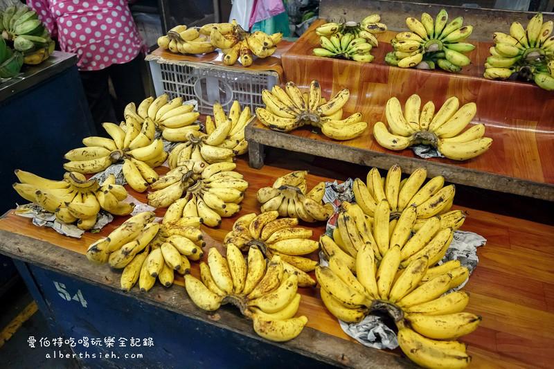 馬來西亞沙巴美食.山打根市場