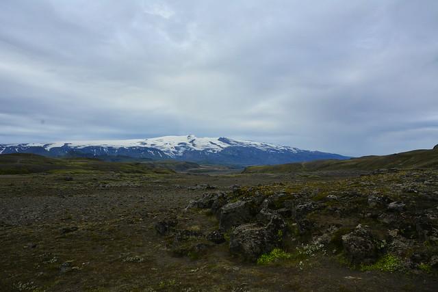 A view on Eyjafjallajökull II