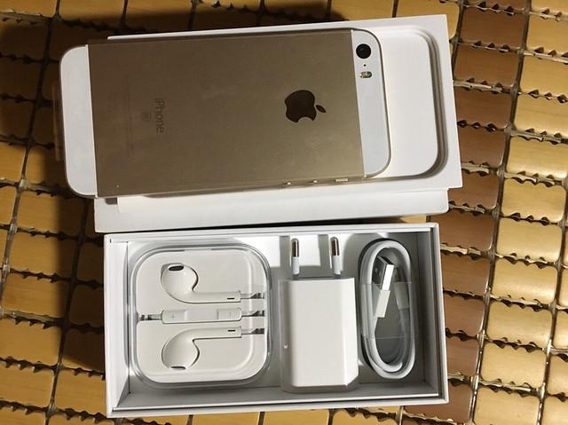 iPhone SE 16GB Chính hãng Chưa Active Nguyên Hộp - 139392
