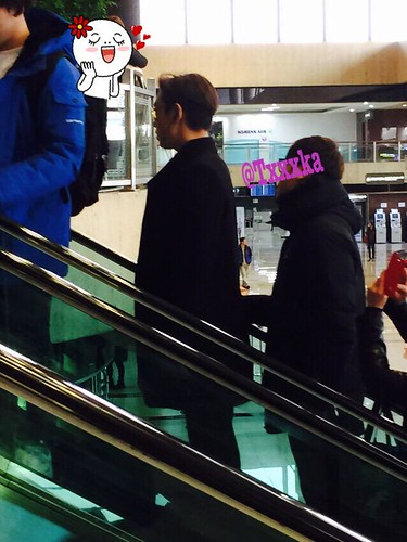 TOP - Gimpo Airport - 27feb2015 - Txxxka - 01