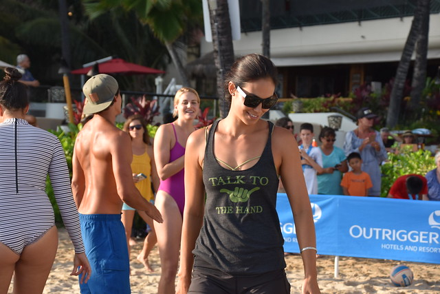 Duke's Oceanfest Outrigger Resorts Volleyball Pro-Am and VIP Reception - 8-24-16