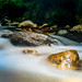 Long exposure at river in Andorra by ZobairQ