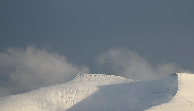 pen y fan snow nov 3rd 2012