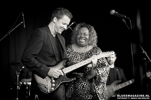 Sharrie Williams & The Wiseguys