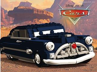 Doc Hudson - Disney / Pixar 'Cars'