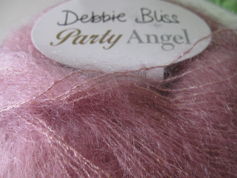 mohair debbie bliss party angel