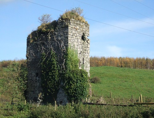 Unidentified stone tower - 15th to 18th century?