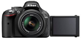 Nikon Digital SLR Camera D5200 Specifications