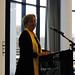 Grußworte von Christel Bienstein: Leiterin des Departments für Pflegewissenschaft an der Universität Witten/Herdecke