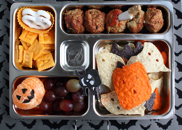 Big Kid Halloween Bento #675