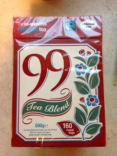 99 tea retro style in 2012