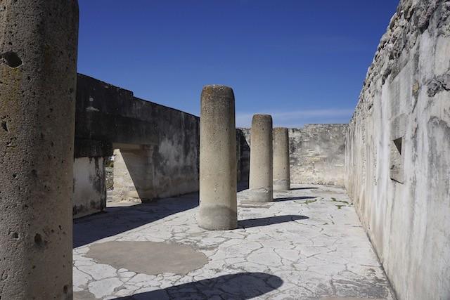 mitla ruins 4