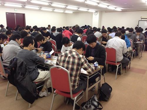 PTQ Gatecrash - Chiba : Hall