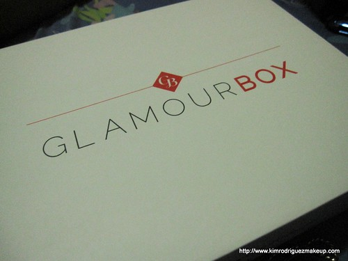Unboxing Glamourbox November Box
