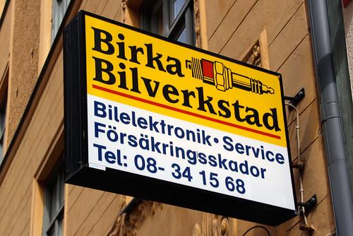 Birka Bilverkstad