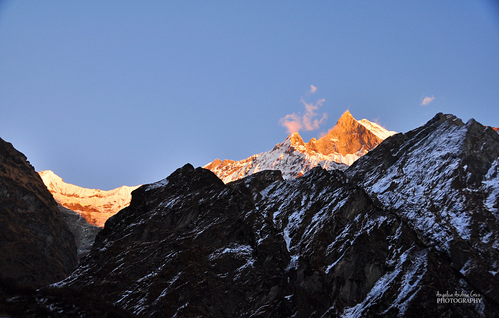 Machapuchare Base Camp, Nepal
