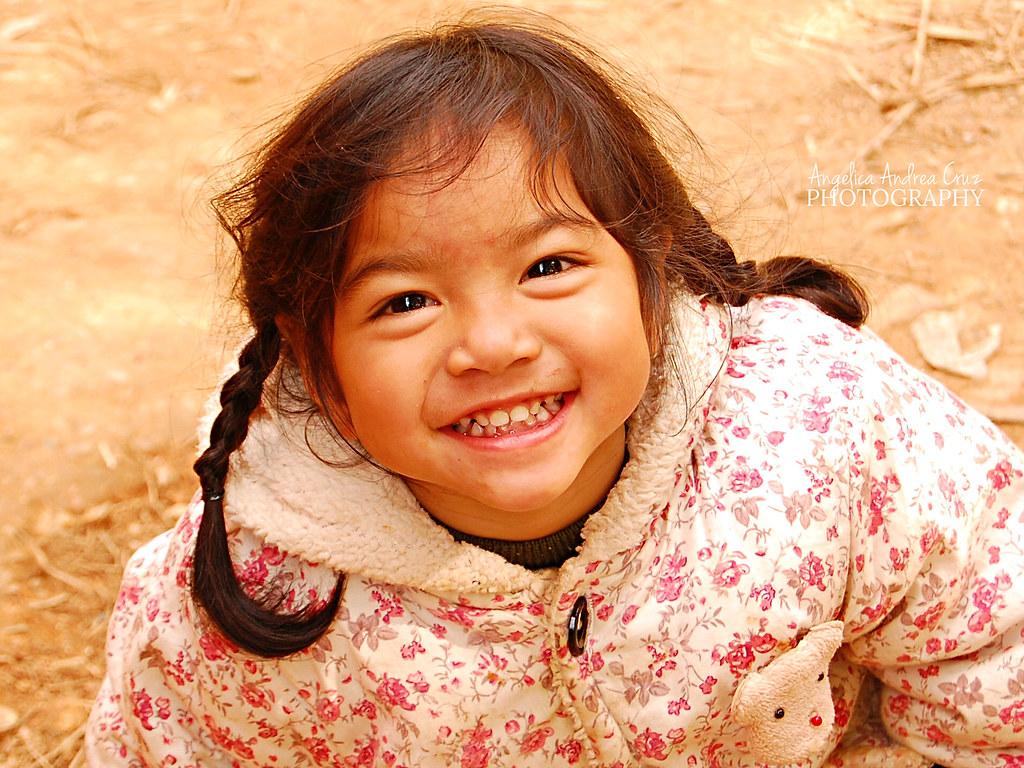 Little Girl, Nong Khiaw, Laos