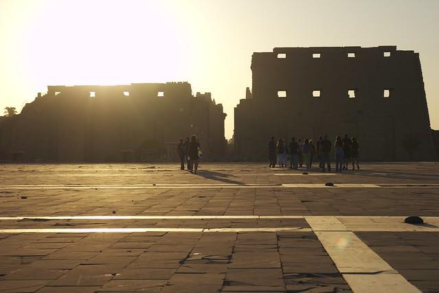 017 - Templo de Karnak
