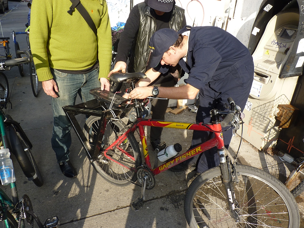 Generator Bike