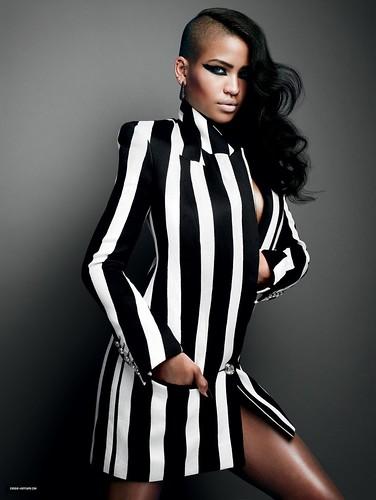 Cassie V Magazine pictures