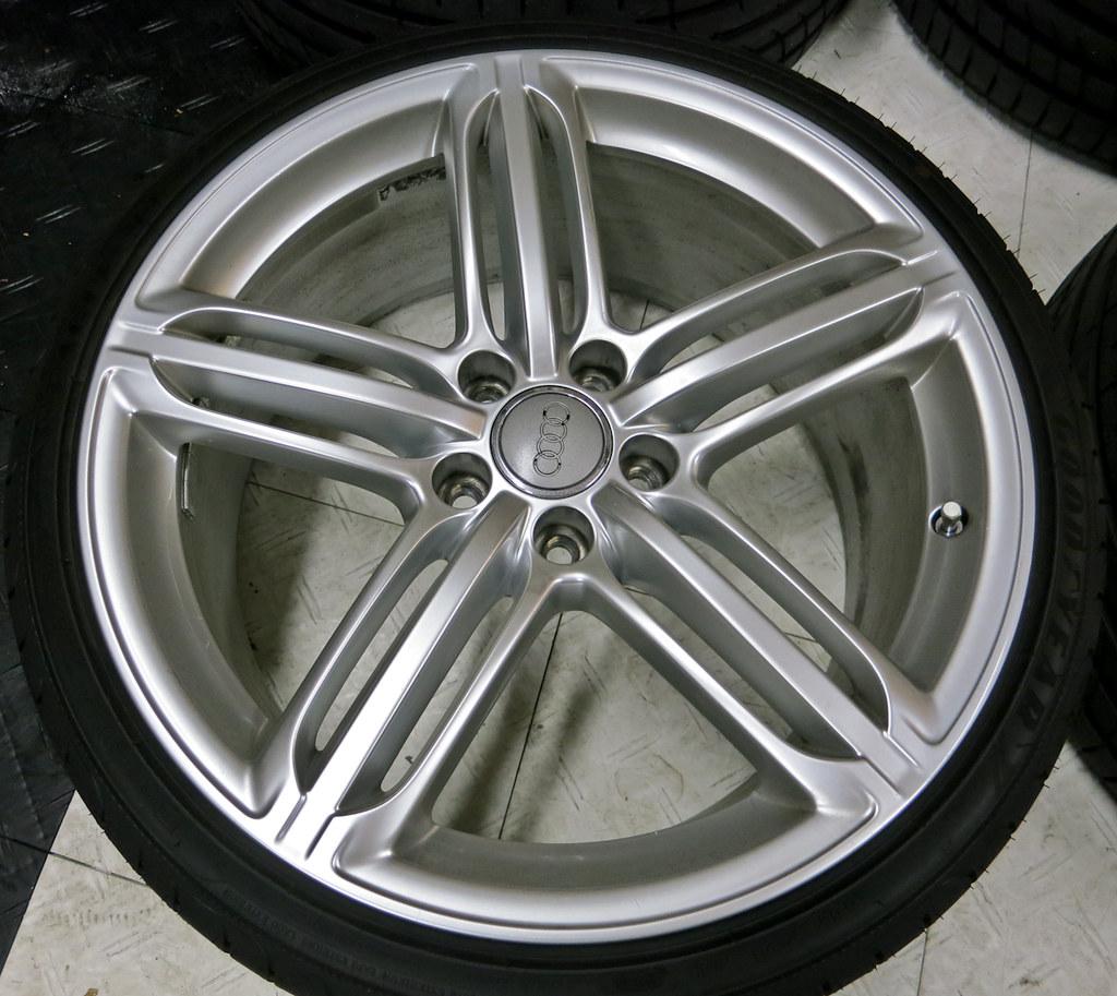 OEM Audi S4 Peelers