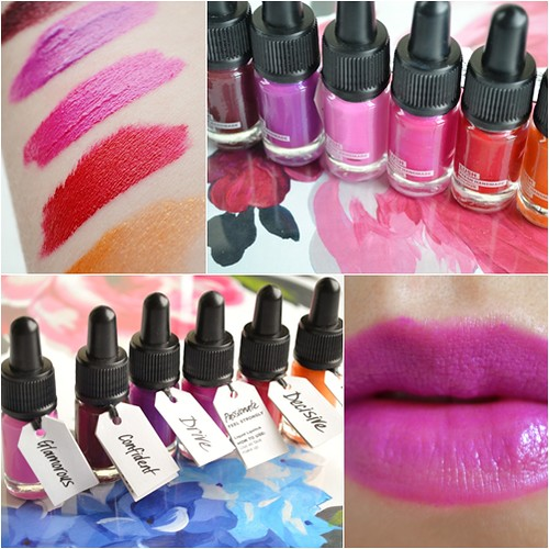 Lush Emotional Brilliance lipstick range