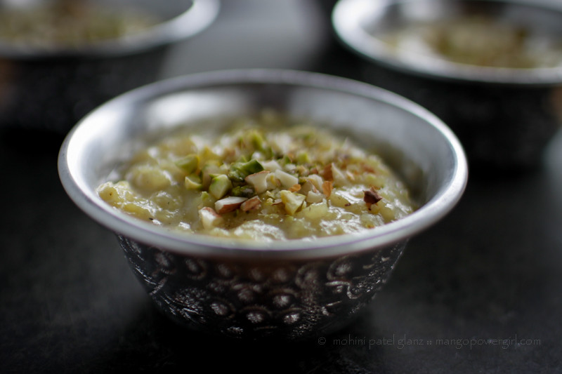 GLobalist Kheer for Diwali