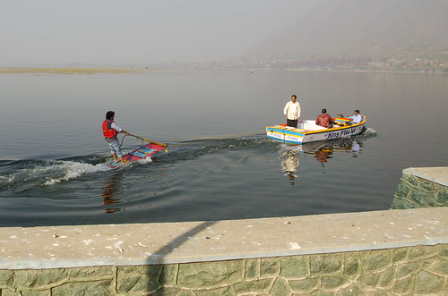 Wakeboarding - Indian Style!