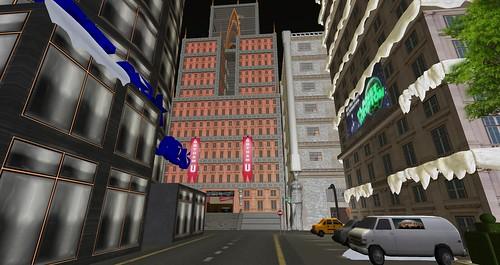 Gotham City - Gotham University