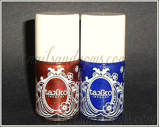 Takko Lacquer Holiday_Winter 2012