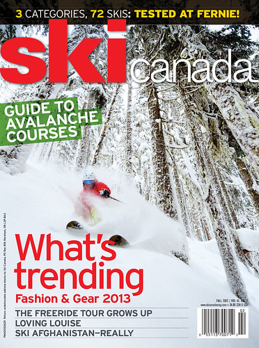 Coble_Skiing_SkiCanada_Cover