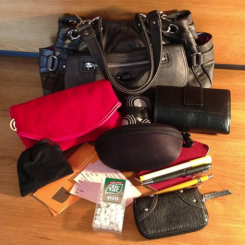 #FMSphotoaday November 15 - In your bag
