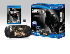 Call of Duty Declassified PS Vita Bundle
