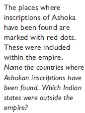 NCERT Class VI Social Studies Chapter 8 Ashoka, The ...
