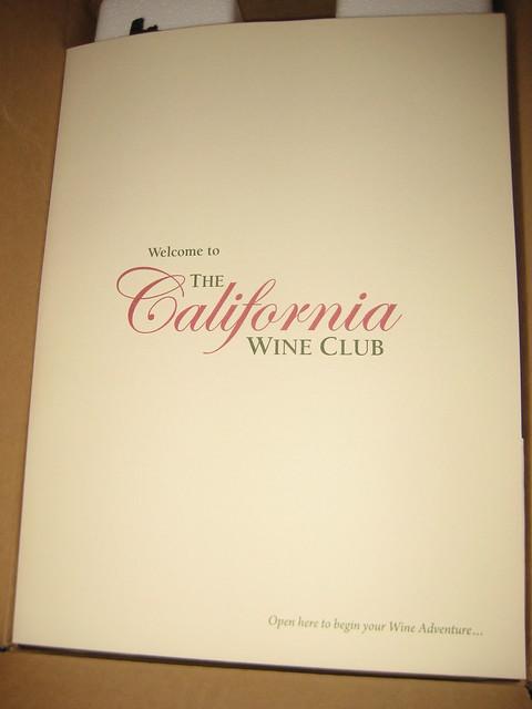 California Wine Club