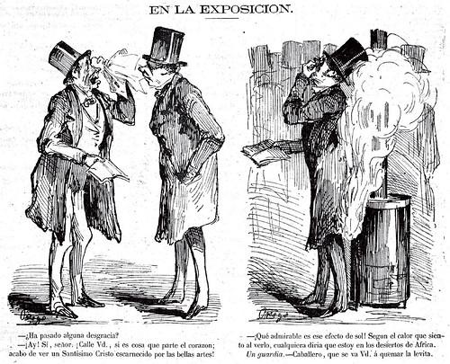 011-Revista Gil Blas-7 de Febrero 1867-Francisco J. Ortego- Copyright Biblioteca Nacional de España