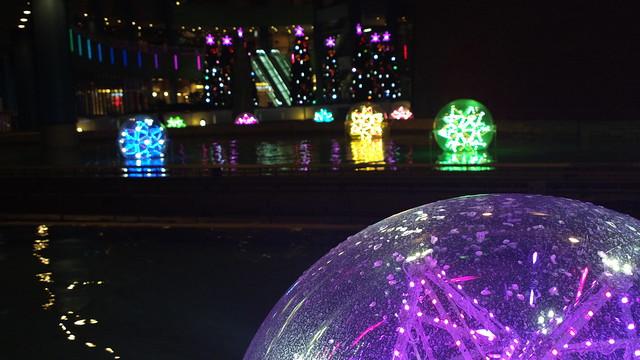 Tokyo dome city Illumination 8