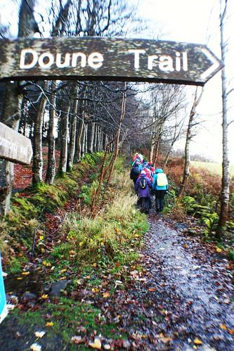 Doune Trail Scotland