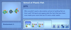 School of Plastic Fish
