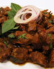Aziatisch stoofvlees
