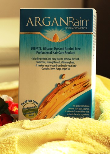 ARGANRain Argan Rain hair loss shampoo