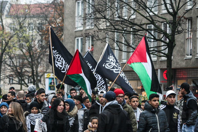 Support Gaza Demo Berlin 18.11.2012-0151