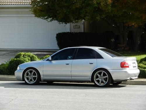 2001 5 Audi S4 6spd Asp Stage Iii 450bhp Clean