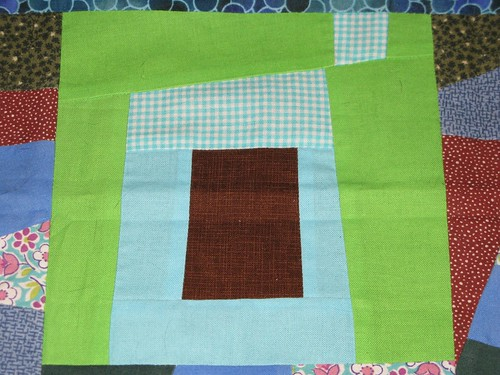 My starter block