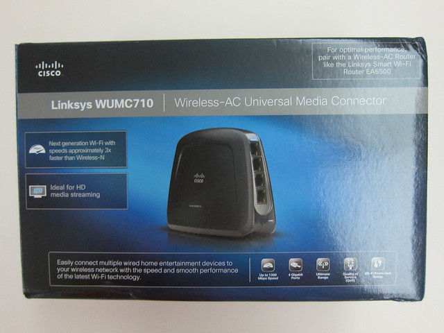 WUMC710 - Box Front